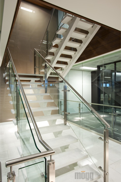 Contemporary Stainless Steel Railing - ZeX