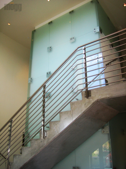 stainless steel bar railing system