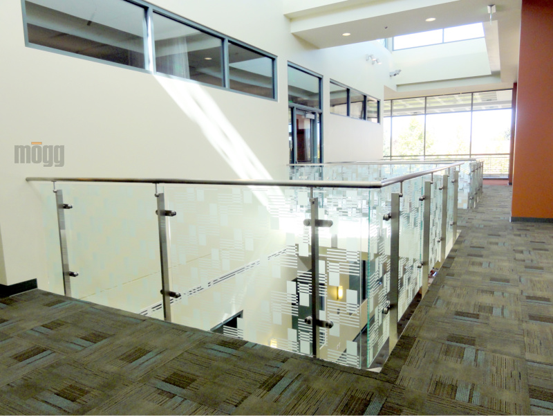 Glass and stainless steel railing system - ZeTera Classic